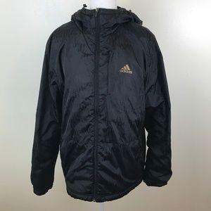 Adidas Patterned Light Winter Jacket Women's XL